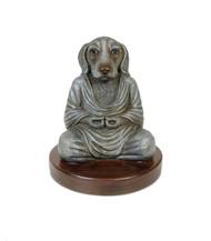 Dog Buddha Sculpture
