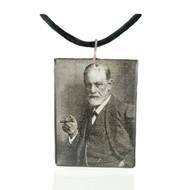 Sigmund Freud Necklace
