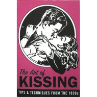 The Art of Kissing image book cover.