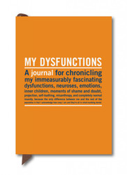 My Dysfunctions Mini Inner-Truth Journal Cover