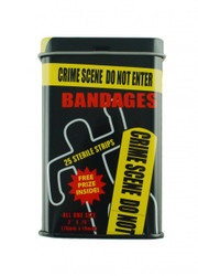 Crime Scene Bandages