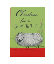 By The Tail notepad by Design Design Inc.