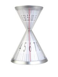 Hour Glass Clock