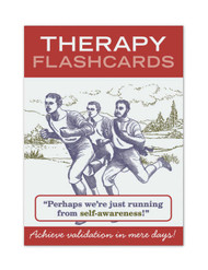 Therapy Flashcards by Knock Knock
