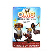 OMG Design Your Own Diety Magnetic Play Set