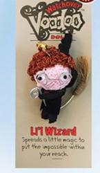 Li'l Wizard Voodoo Doll