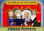 The Great Scientists Finger Puppets