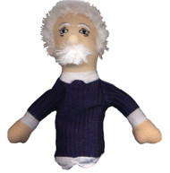 Magnetic Einstein Finger Puppet