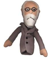 Sigmund Freud Finger Puppet