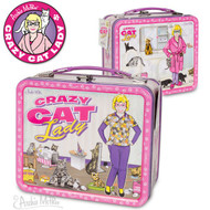 Crazy Cat Lady Lunchbox