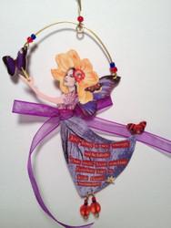 Laini's Ladies: Butterfly