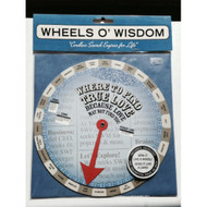 Wheel O' Wisdom Where to Find True Love