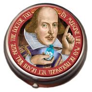 Shakespearean Pill Box