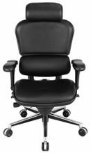 Ergohuman Leather Chair with Headrest LE9ERG