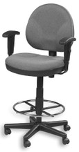 Eurotech Drafting Stool with Footring OSS400