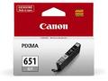 Canon CLI-651 Grey Ink Cartridge -