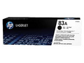 HP No.83A Black Toner Cartridge - 1,500 pages