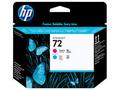 HP No.72 Cyan / Magenta Printhead