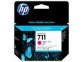 HP No.711 29ml Magenta Ink Cartridge 3 Pk -