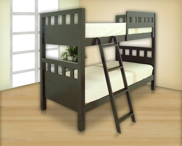 Bunk Bed Double Single Size   Squares