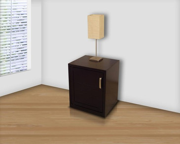 Nightstand Contempo Left Door