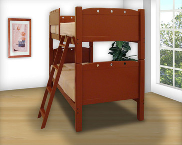 Bunk Bed Double Single Size   Tablero