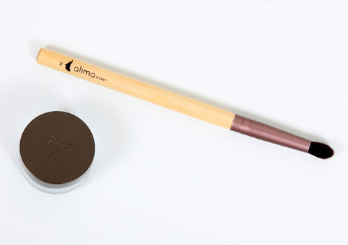 #36 Pointed Crease Brush