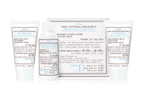 Superskin-Starts-Here Set: Moisture Rich For Dry Skin