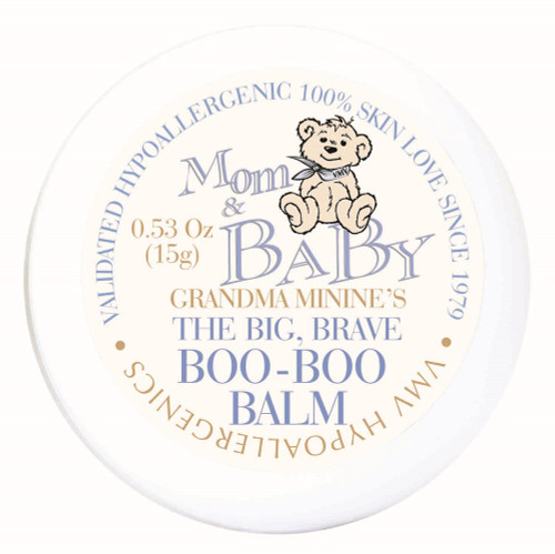 Grandma Minnie's The Big, Brave Boo-Boo Balm 15g