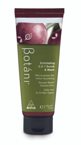 Exfoliating 2-in-1 Scrub & Mask 100ml