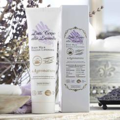 Agronatura Italian Lavender Body Milk 150ml