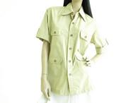 Vintage Neiman Marcus Safari Shirt Jacket