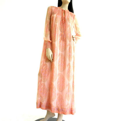 Vintage 1970s Maxi Dress by Treacy Lowe