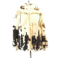 Fur Couture Bomber Jacket