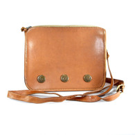 Indonesian Coin Crossbody Purse