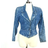 1980s Denim Jacket