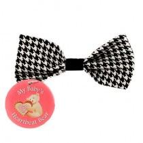 Black & White bowtie