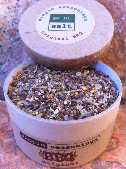 simple seasonings™ Original BBQ by go lb. salt ® - store.golbsalt.com