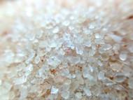 Taste·ology™ - Australian Pink Sea Salt (macro view) by go lb. salt ® - store.golbsalt.com