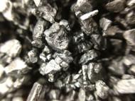 Taste·ology™ - Hawaiian Black Sea Salt (macro view) by go lb. salt ® - store.golbsalt.com