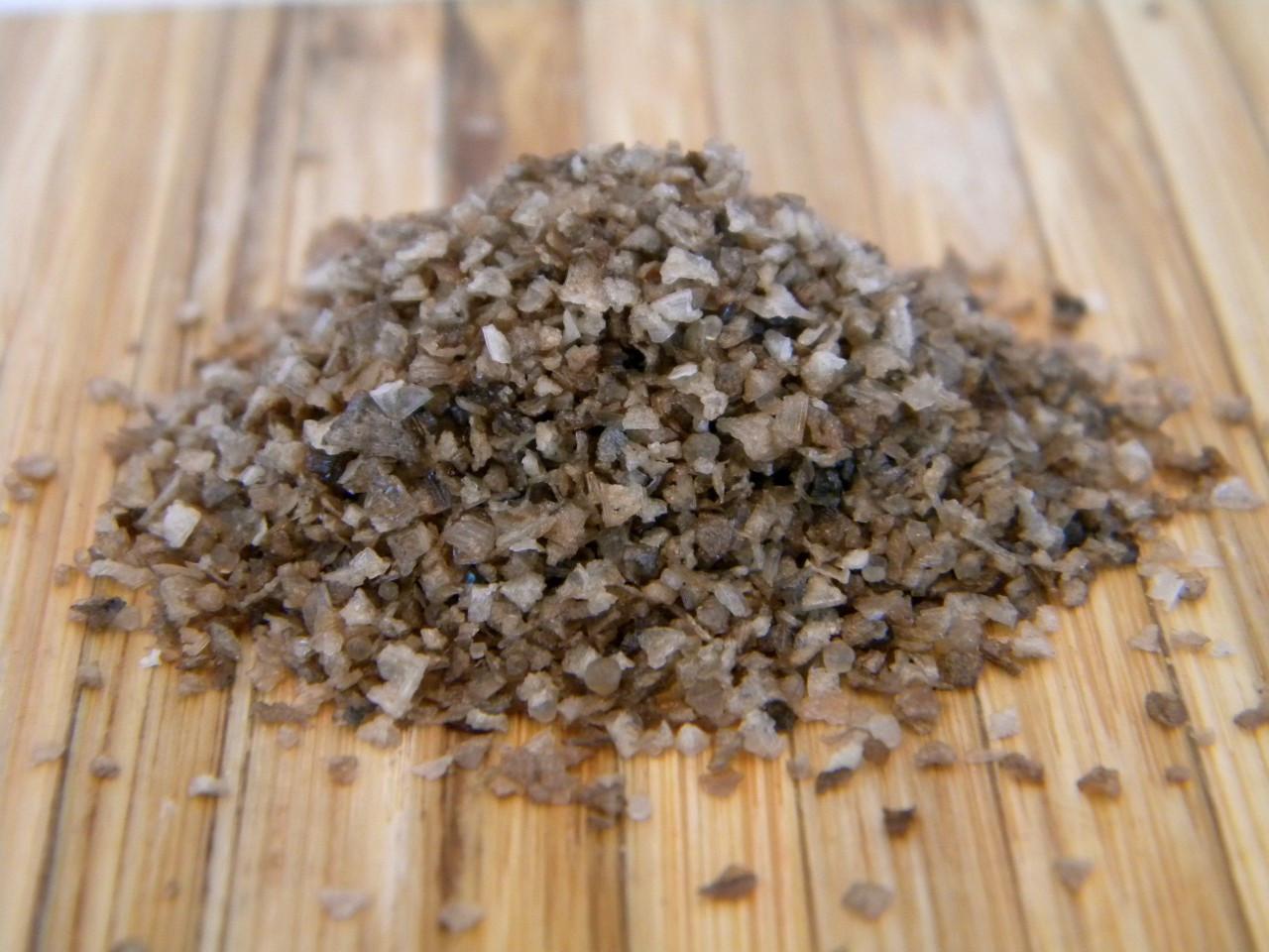 ... Smoked Sea Salt (loose salt) by go lb. salt ® - store.golbsalt.com