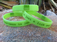 Salt Awareness Bracelet