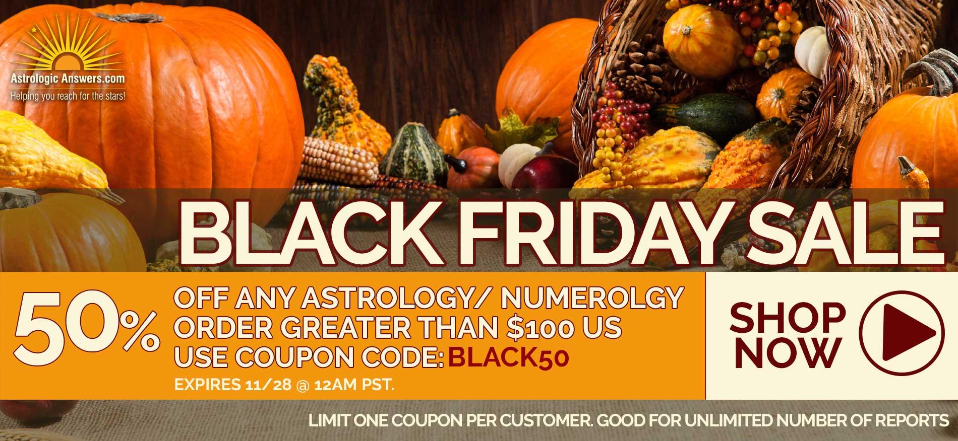 Huge Black Friday Sale Image