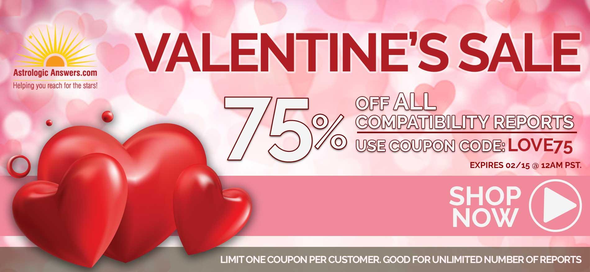Valentine's Day Sale Image