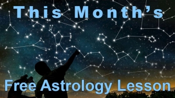 Free Astrology Lesson Image