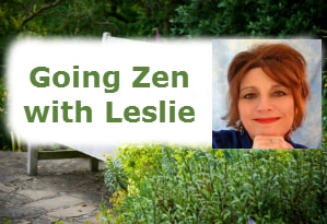 Going Zen with Leslie