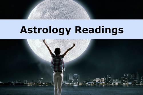 Live One-on-One Astrology Reading