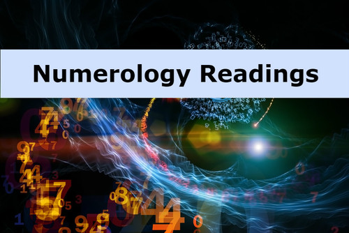 Live One-on-One Numerology Reading