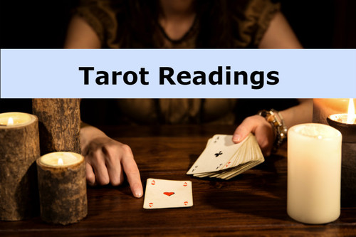Live One-on-One Tarot Reading