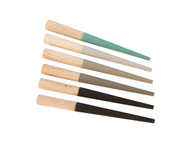 Eurotool Round Sanding Sticks Set of 6 BUF-753.98 (19738)